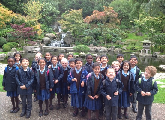 Year 2's Trip to the Ecology Centre
