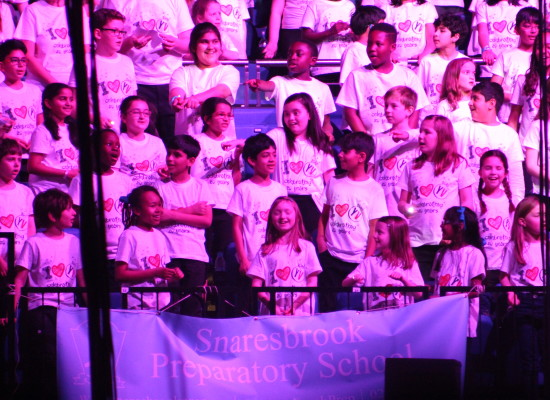 Young Voices – Ms FitzGerald Gives Us The Gossip