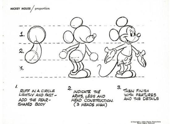 Year 3 Create Disney Characters