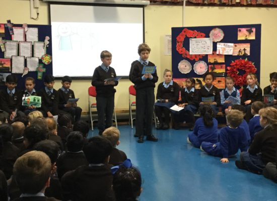 Year 5 Anti-Bullying Assembly