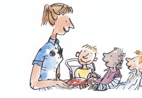 Roald Dahl's Marvellous Children's Charity