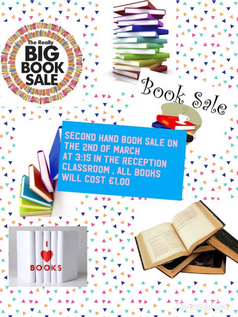 SPPA Book Sale