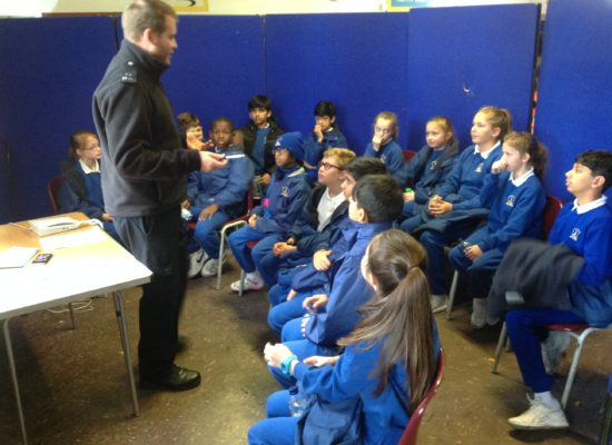 Year 6 Junior Citizens Meeting