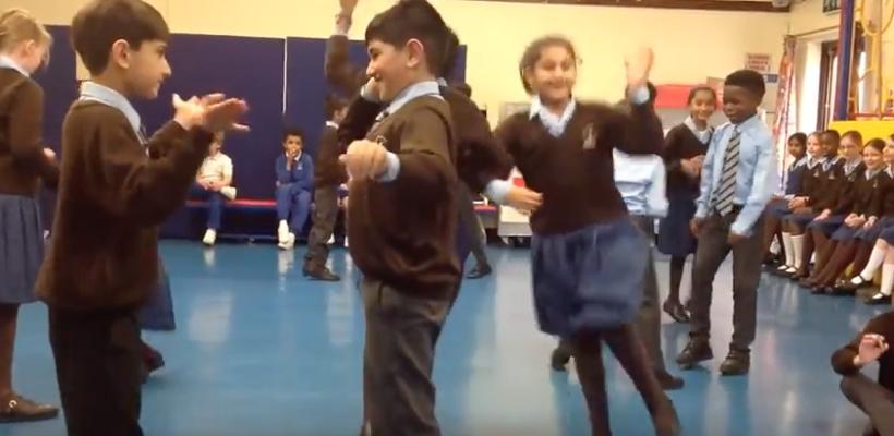 Delightful Dancing