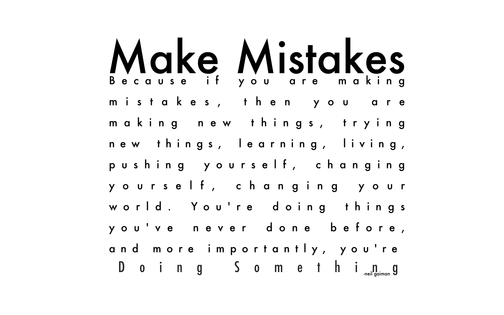 Making Mistakes – Tuesday's Assembly with Mr Curl – Snaresbrook Prep