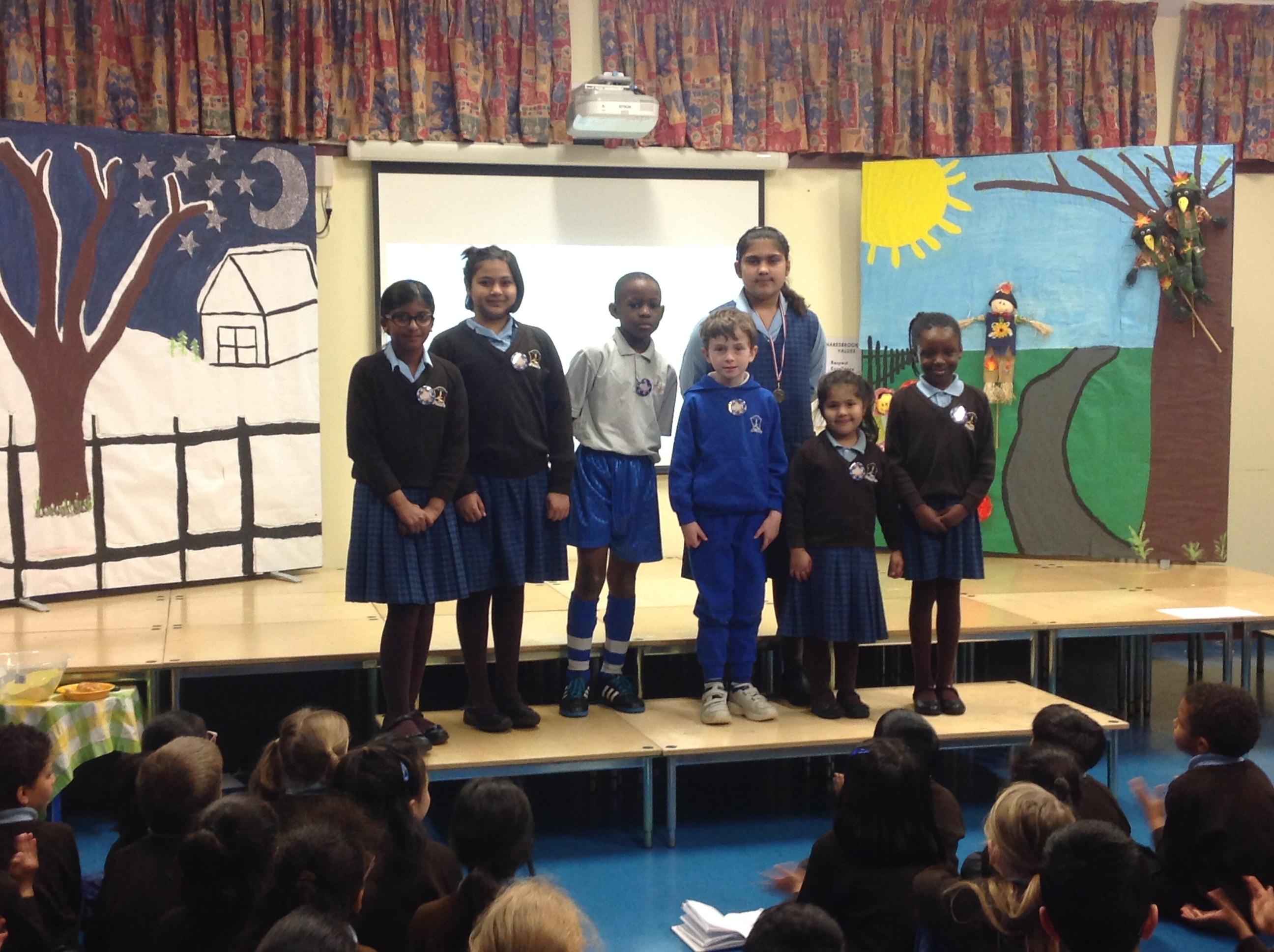 Merit Awards Prep School