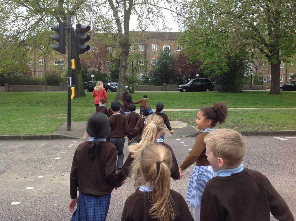 road safety prep school